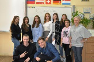 Młodzież I LO w Mławie ponownie nagrodzona za projekt eTwinning