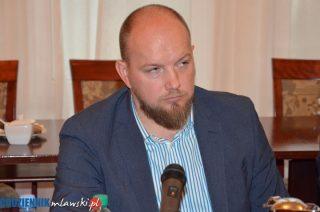Szymon Zejer powołany na zastępcę burmistrza