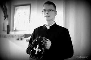 Zmarł ks. Sławomir Grzela, młody wikariusz z parafii MB Królowej Polski