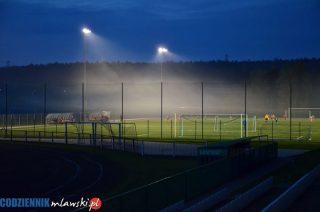 Duszący smog nad stadionem