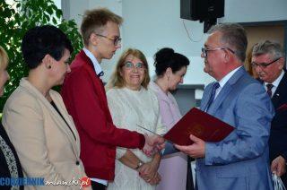 Nagrody starosty dla najlepszych maturzystów
