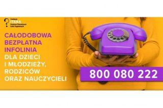 ITAKA. Na tę bezpłatną infolinię może zadzwonić każdy w potrzebie
