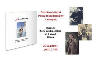 Nowy album fotograficzno-poetycki o Mławie