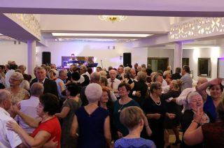 Mławski Bal Seniora w Dalni