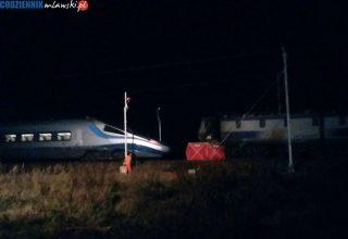 Straszna śmierć na torach pod Kisinami. Nie można zidentyfikować ofiary