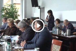 Trwa transmisja z XI sesji Rady Powiatu Mławskiego. Zapraszamy!