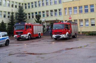 O karze dla sprawców rozpylenia gazu w szkole rozstrzygnie sąd