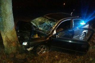 Wypadek w Korbońcu