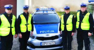 Dwie niecodzienne interwencje policjantów z pułtuskiej drogówki