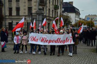 Obchody Narodowego Święta Niepodległości w Mławie