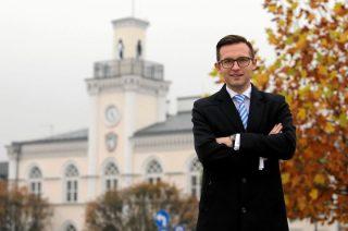 Burmistrz Kowalewski obrażony na Prezydenta Kosińskiego. Ten chce przyjechać do Mławy na sesję
