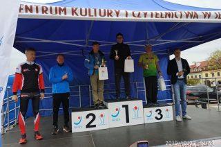 Kuciejczyk na podium w Serocku