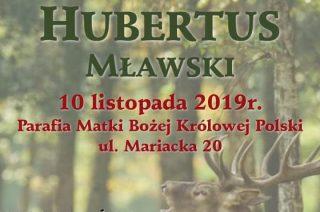 Pierwszy Hubertus w parafii pw. MB Królowej Polski