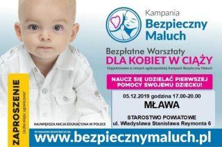 Bezpłatne warsztaty dla kobiet w ciąży w starostwie