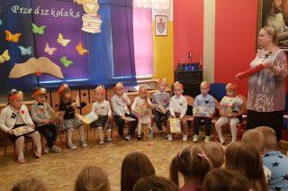 Pasowania na Przedszkolaka i Pierwszoklasistę