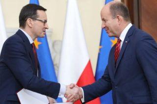 Premier Morawiecki powołał nowych wojewodów. Na Mazowszu – Konstanty Radziwiłł