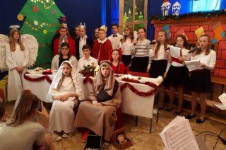 Bożonarodzeniowe jasełka w Nosarzewie Borowym