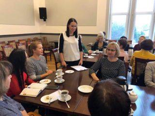 KGW z terenu powiatu mławskiego rozmawiały o finansach