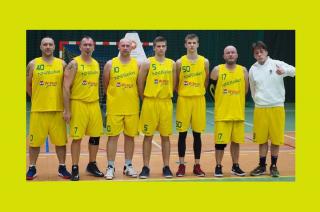 Mława Basket trzeci, WML Squad obok podium