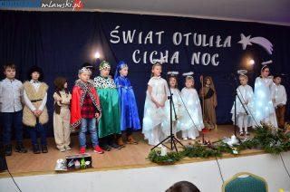 Wigilia dla seniorów w gminie Stupsk