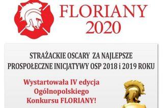 Konkurs dla strażaków z OSP! Rusza nabór do IV edycji Florianów