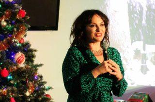 Kolędowe spotkanie z Anną Fabrello w MDK