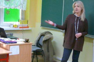 Warsztaty filmowe w Szkole Podstawowej w Uniszkach Zawadzkich