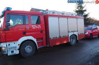 AKTUALIZACJA: Sąsiadka wyczuła gaz. Na miejscu działają służby, trwa akcja ratunkowa