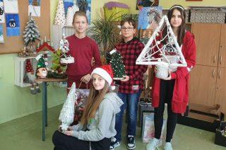 Konkurs na bożonarodzeniowy stroik rozstrzygnięty
