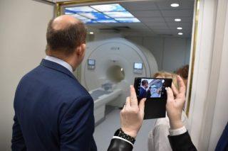 Przasnyski szpital ma nową pracownię rezonansu magnetycznego