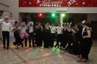 Niepowtarzalny bal maturalny radzanowskich maturzystów