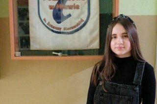 Szczególnie uzdolniona. Zuzanna Brzezińska otrzymała stypendium marszałka