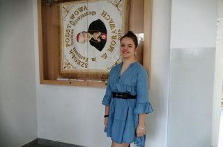 Paulina Kowalska ze Szkoły Podstawowej w Morawach wśród najzdolniejszych uczniów Mazowsza
