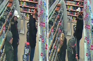 Publikujemy nagranie z wizerunkiem sprawców kradzieży perfum