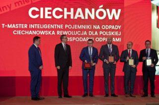 Ciechanów wśród najbardziej innowacyjnych samorządów w kraju