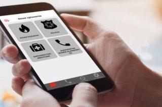 Nowa aplikacja mobilna Alarm 112. Łatwo zgłosisz zagrożenie