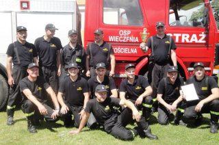 Wieczfnia Kościelna. Nowe stawki dla strażaków OSP za udział w działaniach ratowniczych i szkoleniach