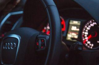 Przasnysz. Ukradziono Audi A4 z podziemnego parkingu!