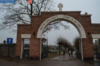 Uwaga!! Rząd zamyka cmentarze na Wszystkich Świętych