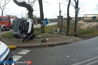 Wypadek pod Parcelami Łomskimi