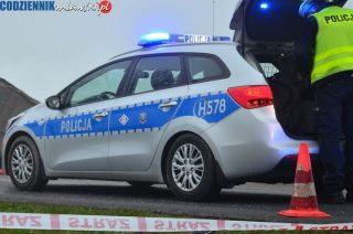 Nadmierna prędkość przyczyną wypadku na Marszałkowskiej