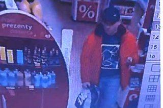 Ukradł 7 flakonów perfum. Szukają go policjanci