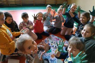 Półkolonie w gminie Stupsk to frajda dla dzieci