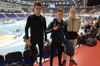 Duet lekkoatletów na starcie mistrzostw Polski