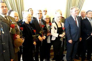 Jan Łukasik odznaczony Medalem Stulecia Odzyskanej Niepodległości