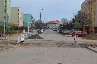Trwa przebudowa ulicy Mariackiej. Teraz kolej na ulicę Św. Anny