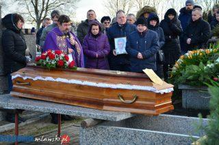 Szydłowo pożegnało Barbarę Jatczak