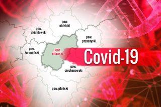 Kolejny przypadek zakażenia koronawirusem w powiecie ciechanowskim