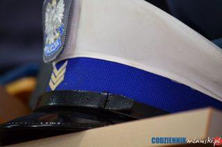 Policjant z mławskiej komendy podejrzany o korupcję tymczasowo aresztowany