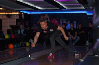 Trzecia kolejka ligi bowlingowej. Nie obyło się bez niespodzianki
